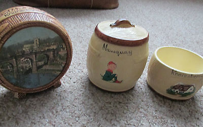1970's?? Manor Ware Items: Knaresborough & Newquay • 12.99£