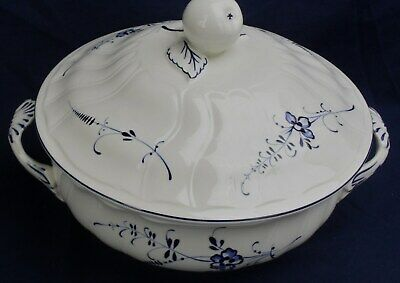 Villeroy & Boch OLD LUXEMBOURG Tureen & Lid Up To 2 In Stock  • 28£