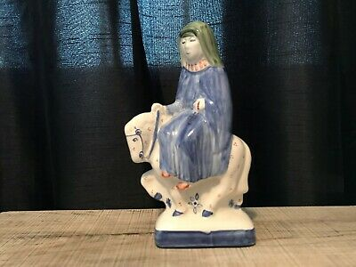 Rye Pottery Canterbury Tales The Nun (363) • 24.99£