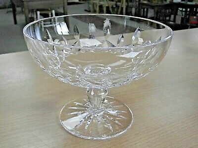 Waterford Crystal Lismore Comport / Pedestal Stand • 20£