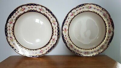 Antique Pair Of Couldon England, Osler Designers London Bowls. • 14.99£