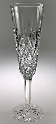 Tyrone Crystal Antrim Champagne Flute 8 1/8  - Perfect!!! • 25.80£