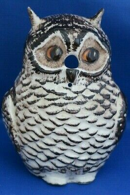 Babbacombe Pottery Owl Scissors And String Holder • 14.99£