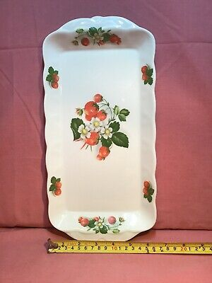 Fine Bone China Ireland Sandwich Plate The Emerald Isle Collection • 10£