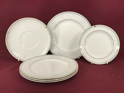 SPODE OPERA GOLD 5 ASSORTED ITEMS (3 ACCENT PLATES) BRAND NEW/UNUSED Made In Eng • 5.50£