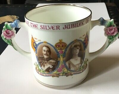 Paragon 1935 Silver Jubilee King George V, 1935 - Loving Cup • 7.50£
