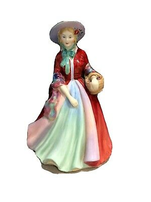 """Vintage Paragon Figurine - Lady Marilyn / 7.5"""" Tall / Excellent Condition. • 19.99£"""