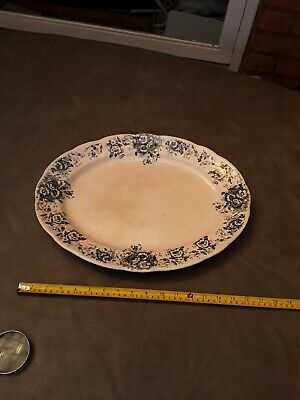 Large Meat Platter By S P And Co . • 12.95£