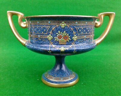 Royal Worcester - Two Handled Beaded Urn - Rw 2749. • 39.99£