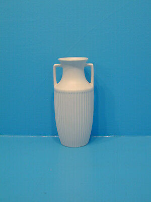 Hornsea Pottery Classic  White Wedding  Small Two Handled Vase 1962-66 • 7.99£