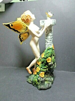 Carlton Ware Garden Fairy With Butterfly • 95£