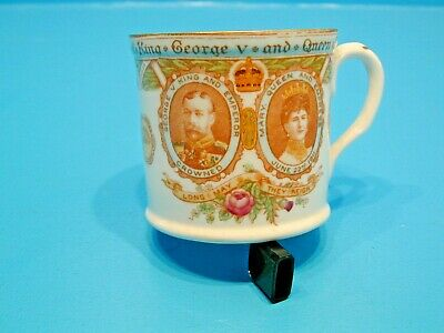 Radfordian Mug George V An Queen Mary Coronation 1911 • 11.99£