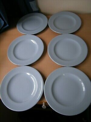 Vintage Collectable Wood's  Iris Ware  6  Plates X 6 • 11.99£