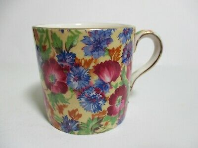Royal Winton Chintz Royalty - Coffee Can - Spares • 8.50£