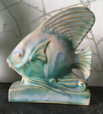 Bourne Denby, Danesby Ware Fish Bookend. • 60£