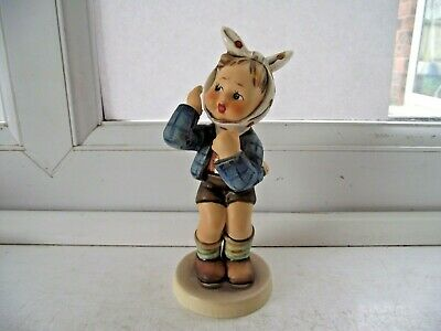 Vintage Hummel Goebel Figure 1951 Boy With Toothache Excellent See Pictures  • 9.99£
