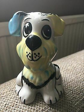 Lorna Bailey Woof Woof The Dog Signed  • 15£
