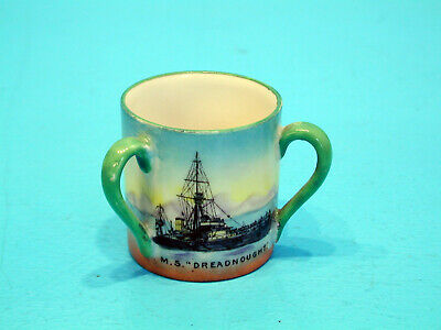 Gemma WWI Coloured Three Handled Cup - H.M.S. Dreadnought • 11.99£