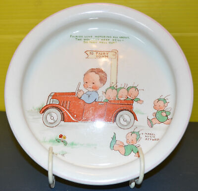 Simpsons Potter's Mabel Lucy Attwell Bowl. Pre-Owned. • 16£