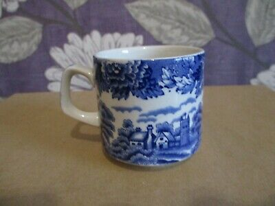 Vintage Woods Of England Small Tea Cup (English Country Scenery) • 0.99£