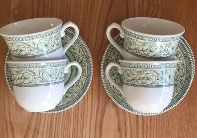 RHS Vintage Cups And Saucers Applebee Collection • 12£