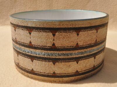 Troika St Ives Art Pottery   Honor Curtis   Large Size Fruit Bowl • 55.11£