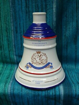 Wade Porcelain Bells Whiskey 'princess Beatrice' Bell Shaped Container  • 10£