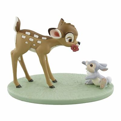 Disney Magical Moments Bambi & Thumper Figurine • 20.99£