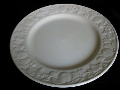 BHS LINCOLN 10 Inch Or 25.5cm Dinner Plate - Cream Fruits British Home Stores • 9.99£