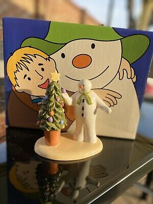 The Snowman (Christmas Cheer) Limited Edition 2162 Of 4000 • 21.80£