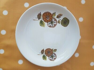 Alfred Meakin Glo White Ironstone Side Plates X6 Good Condition  • 4£