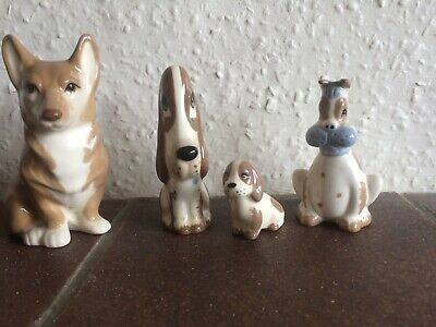 Job Lot Vintage Szeiler Dogs • 16.50£