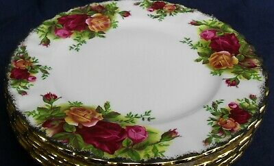 Royal Albert OLD COUNTRY ROSES Tea Plate 1st Quality O/s Up To 6 In Stock • 8.95£