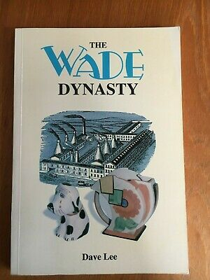 WADE The Wade Dynasty By Dave Lee 1st Ed SIGNED BOOK History Of Whimsies • 9.99£
