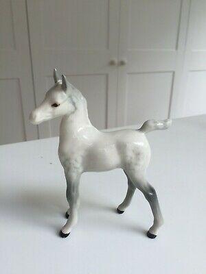 Beswick Pottery Dapple Grey Foal, Approx 9cm High 9cm Wide, In Perfect Condition • 24£