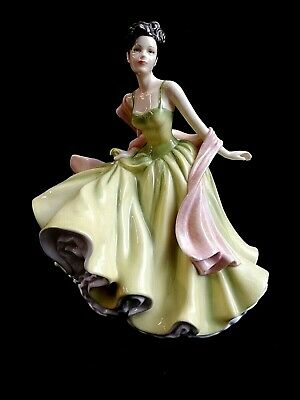 Royal Doulton Pretty Ladies Figurine Spring Ball HN5467 Unboxed • 35£