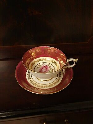 Paragon By Appointment Fine Bone China Cup And Saucer • 11.50£