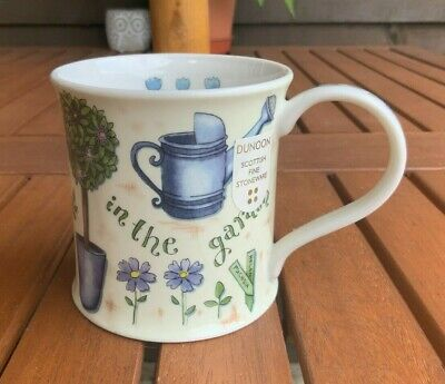 Dunoon Gardener's World  In The Garden  Mug Brand New With Tags • 10.50£