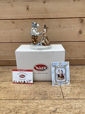 Wade Collectors Club Beauty And The Beast Soecial2003 • 19.99£