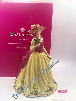 Royal Albert Old Country Rose Figurine • 99£
