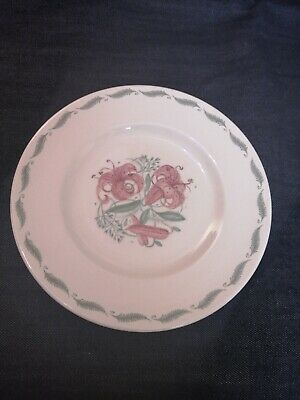 SUSIE COOPER, 'TIGER LILY' TEA PLATE X 4 • 20£