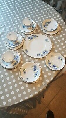 Colclough Bone China Tea Set Spares Pattern 7878 • 5£