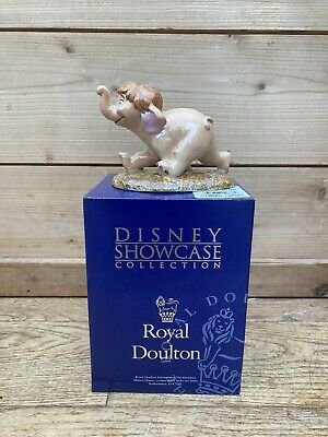 Royal Doulton Disney Showcase Collection The Jungle Book Baby Elephant Boxed • 29.99£