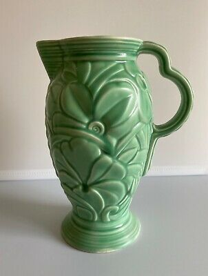 Wade Heath Art Deco Jug/Vase • 15£