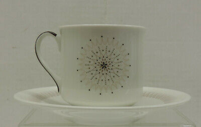 Royal Doulton Morning Star Cups And Saucers. • 4.50£