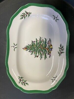 Spode Christmas Tree Serving Plate  • 6£