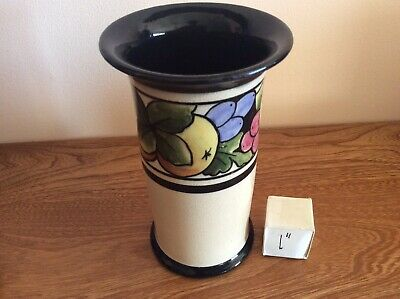 "Torquay 6"" Spill Vase Apples/ Plums • 9.80£"