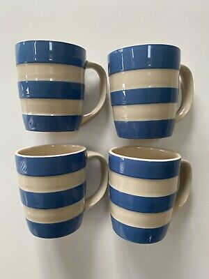 Cornishware Mugs TG Green • 10£