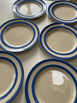 Cornishware TG Green Plates  • 50£