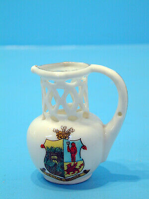 Willow Puzzle Jug, For F. Phillips - Devil's Bridge,  Try How To Drink...  • 9.99£